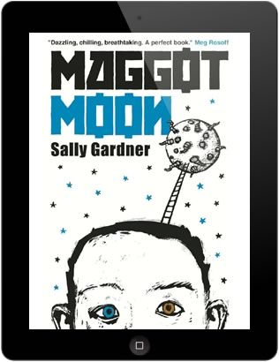 Image of the Maggot Moon Book